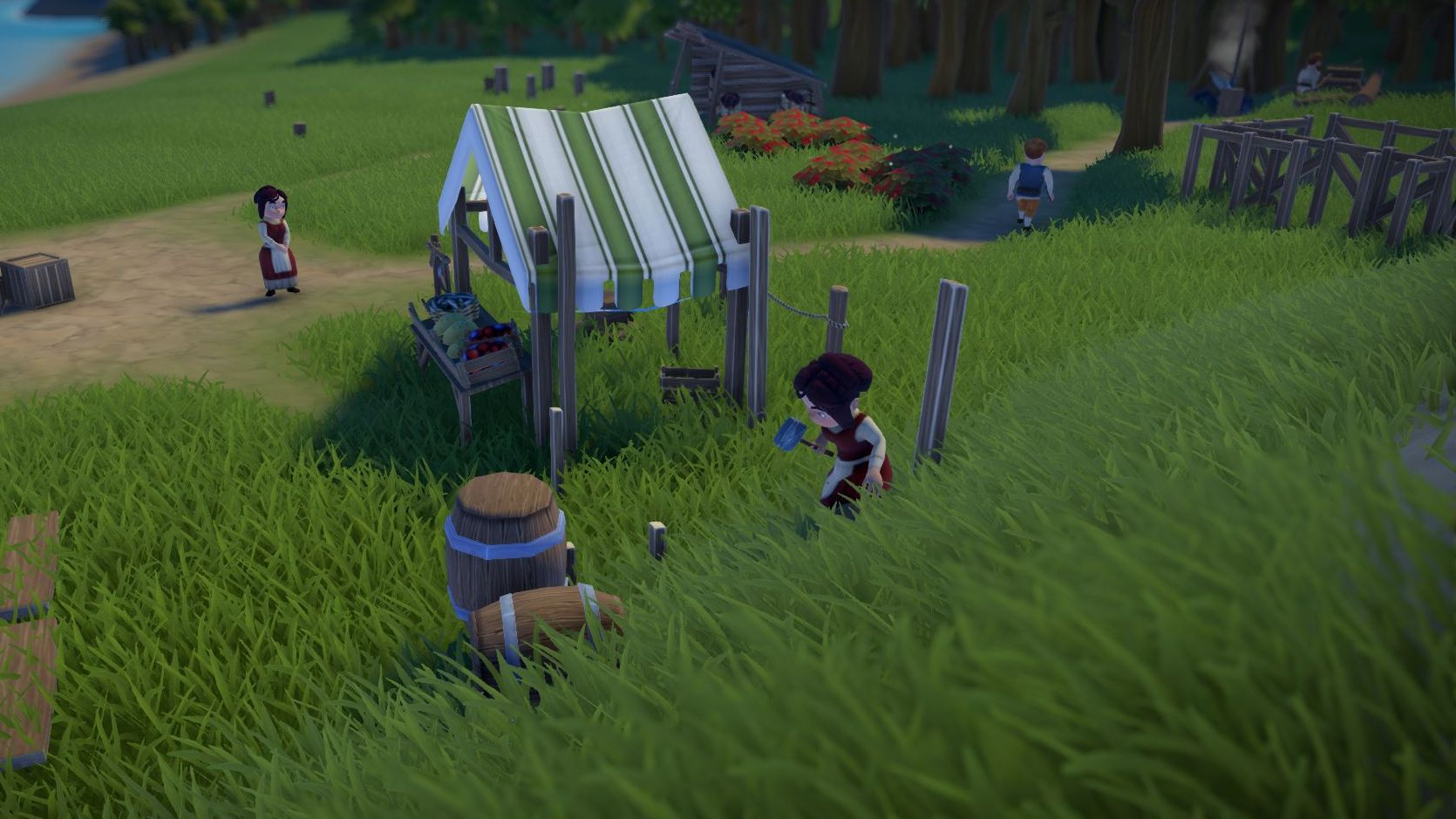 Foundation Polymorph Games rps-o-chat: we're in love with medieval city builder