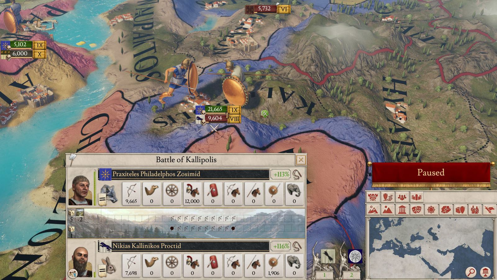 Imperator: Rome launches on April 25th | Rock Paper Shotgun