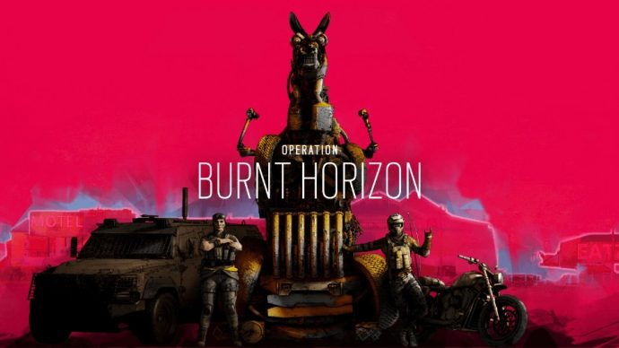 Operation burnt horizon promotional image.