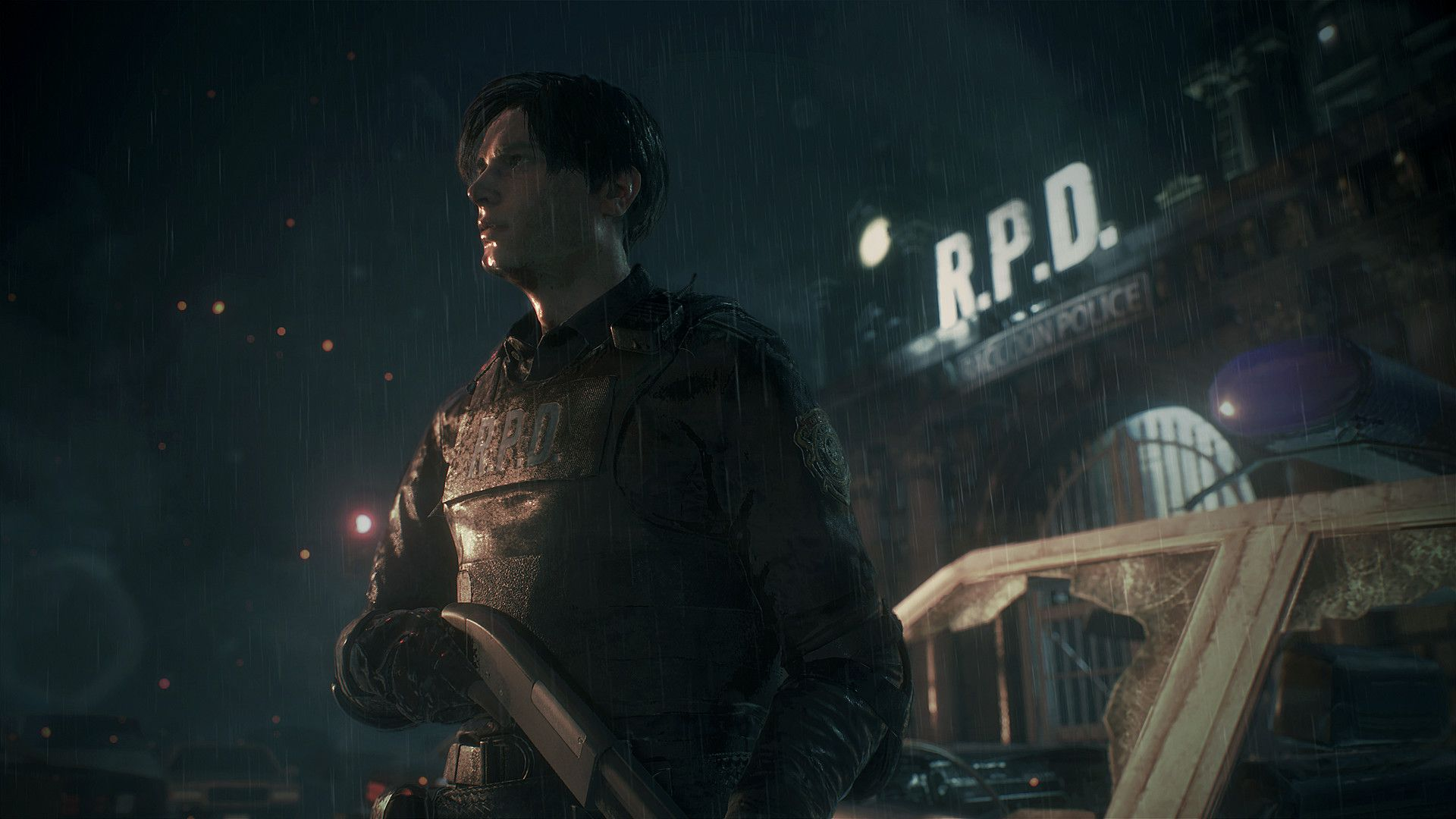 Feb 5 Resident Evil 2 mod lets you play in first-person mode