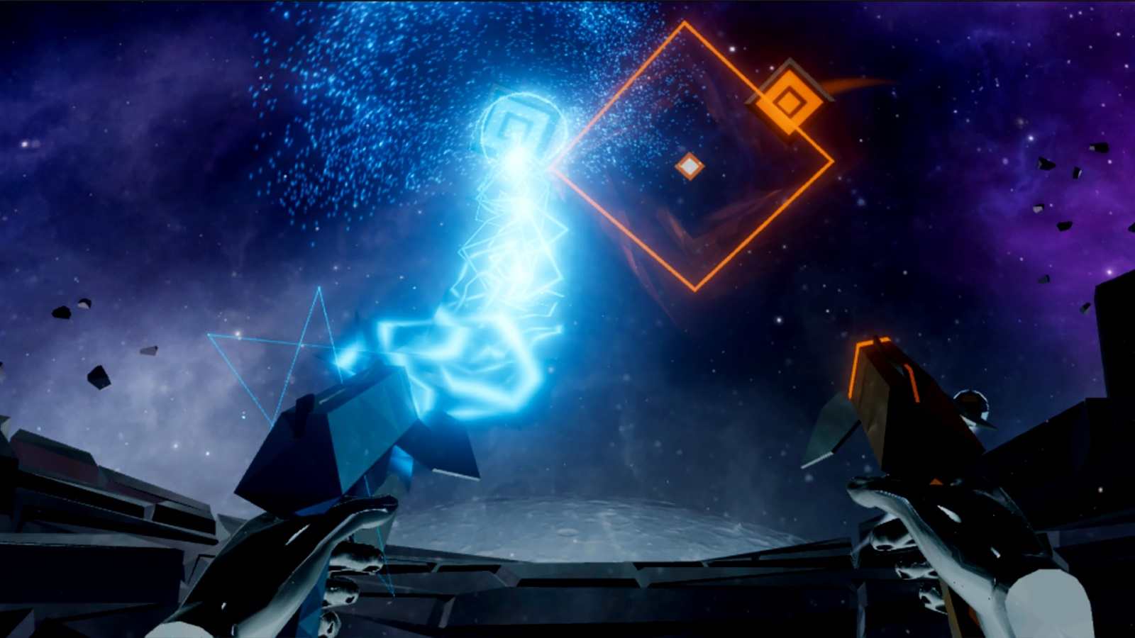 Harmonix turn VR gunfire into music in Audica this March