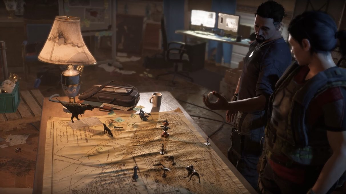 The Division 2 gold edition – redeem the Capitol Defender pack and