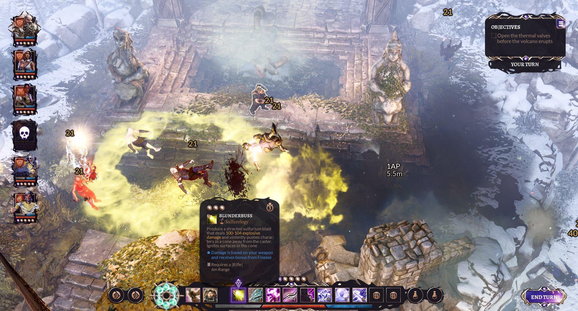 Divinity: Fallen Heroes is XCOM for Divinity: Original Sin 2
