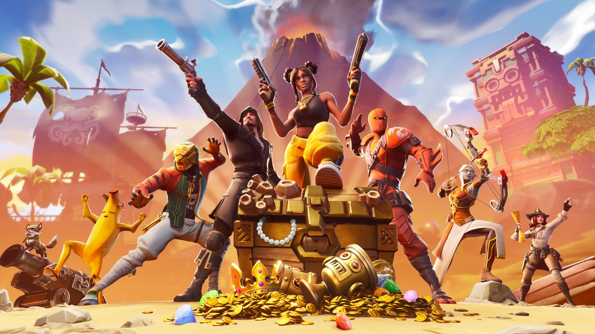 Fortnite Season 8 update – new locations, pirate cannons, skins