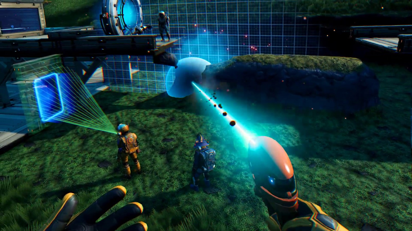 No Man's Sky Beyond update to include Steam VR support | Rock Paper