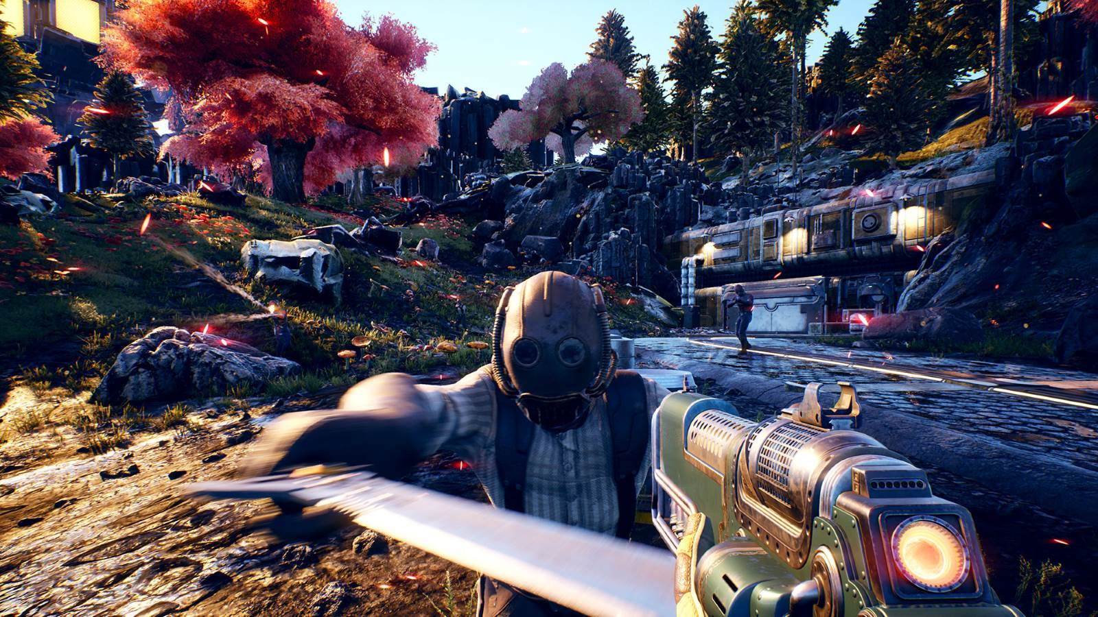 Epic exclusives now include Control and The Outer Worlds | Rock