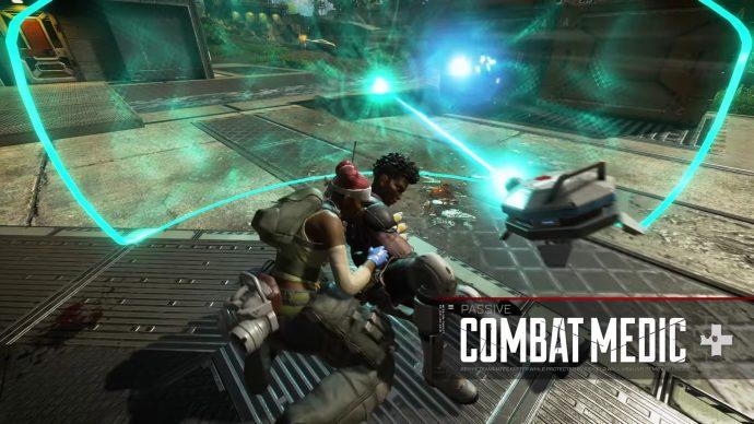 Apex Legends Lifeline abilities - Passive