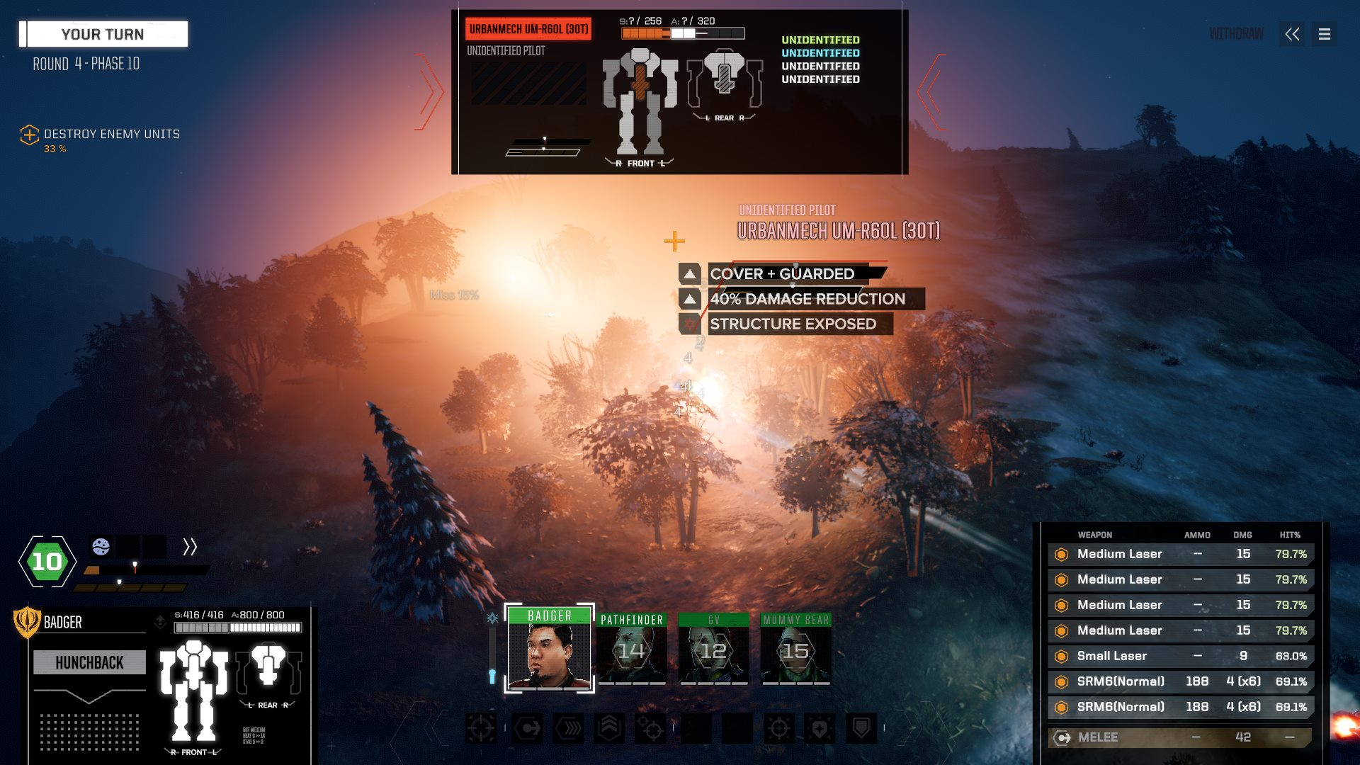 RogueTech is the biggest, meanest and most unpredictable mod