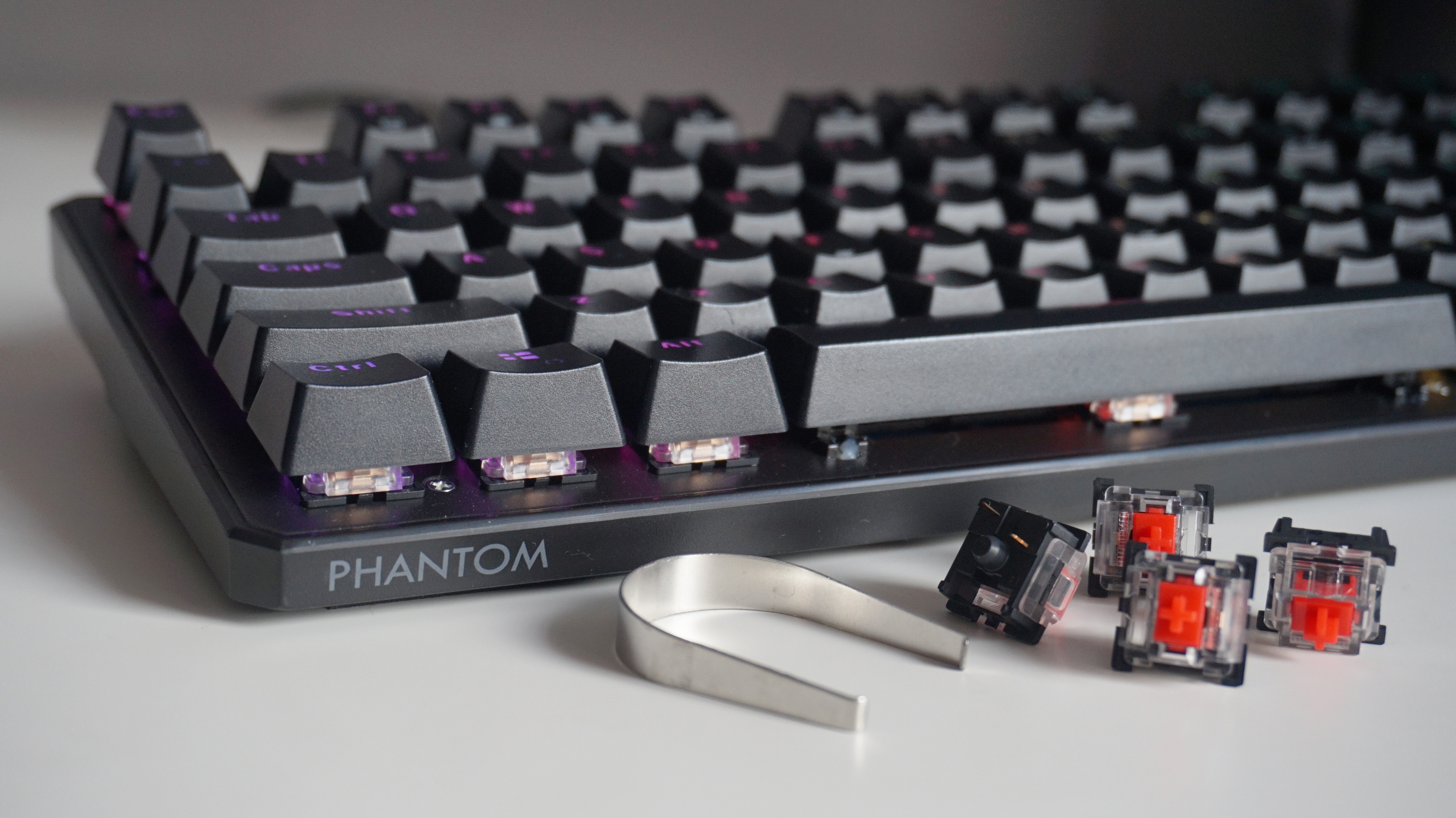 Tecware Phantom Rgb Review Rock Paper Shotgun