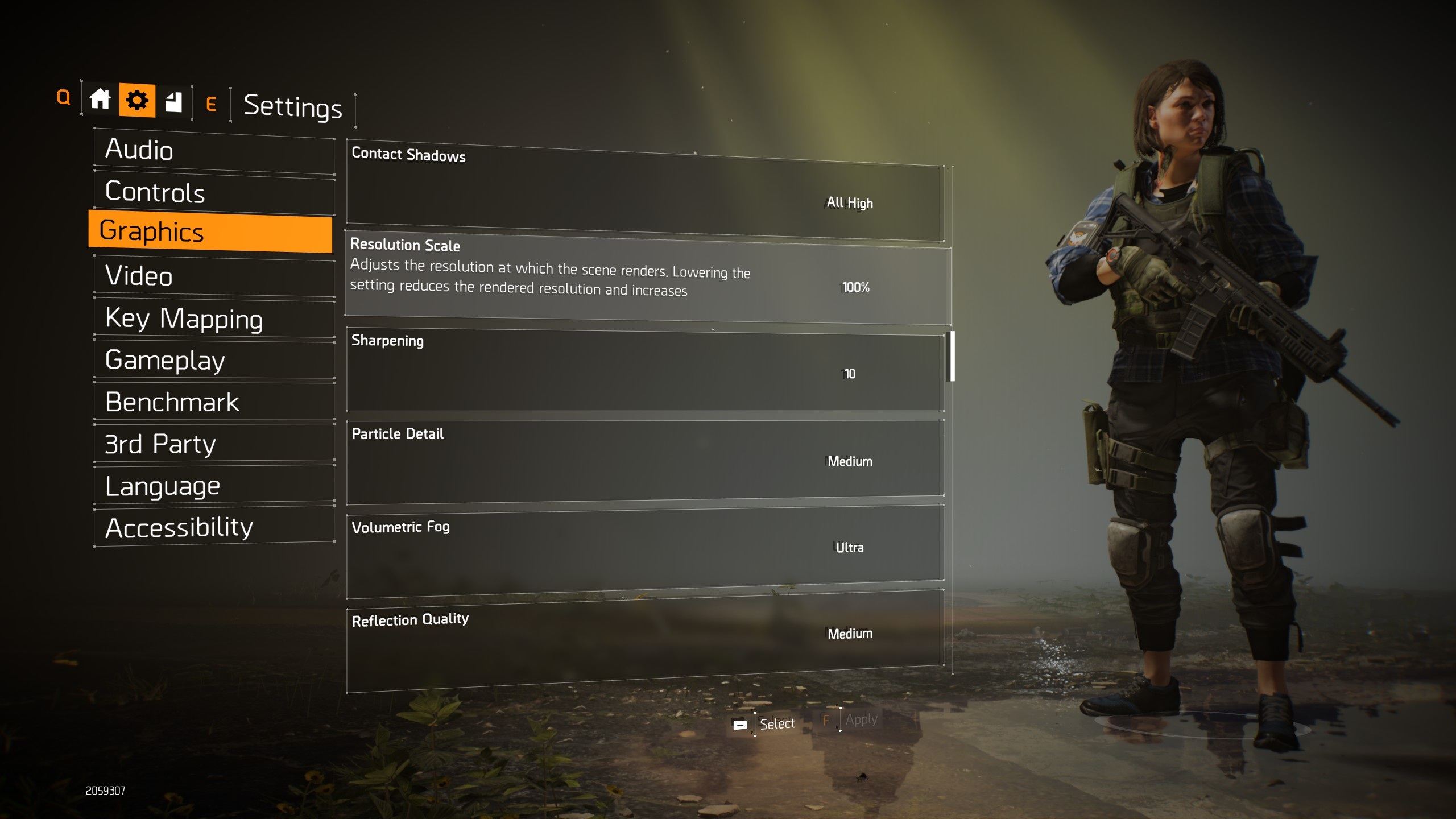 The Division 2 PC graphics performance: How to get the best settings