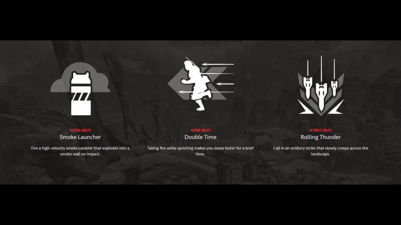 Apex Legends Bangalore abilities