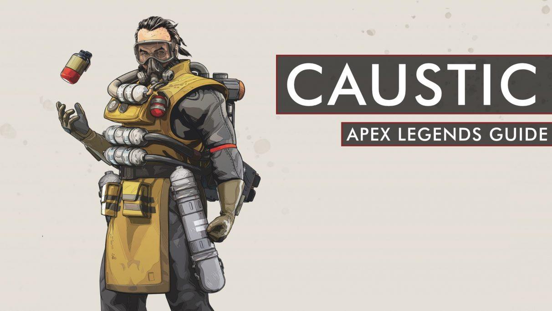 Apex Legends Caustic Guide  Season 1   U2013 Abilities  Hitbox