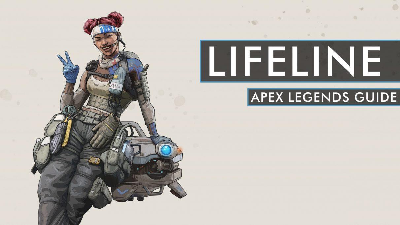 Apex Legends Lifeline guide (Season 2): abilities, hitbox