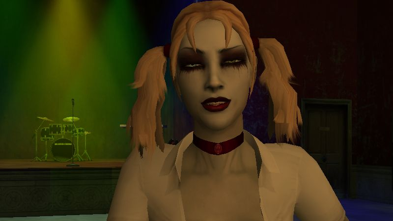 Vampire the masquerade bloodlines секс