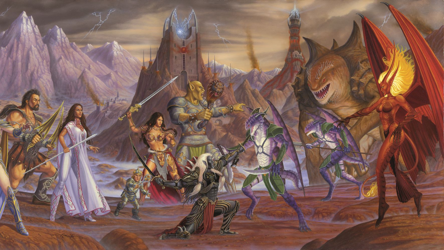 EverQuest is 20 years old, and people are still playing