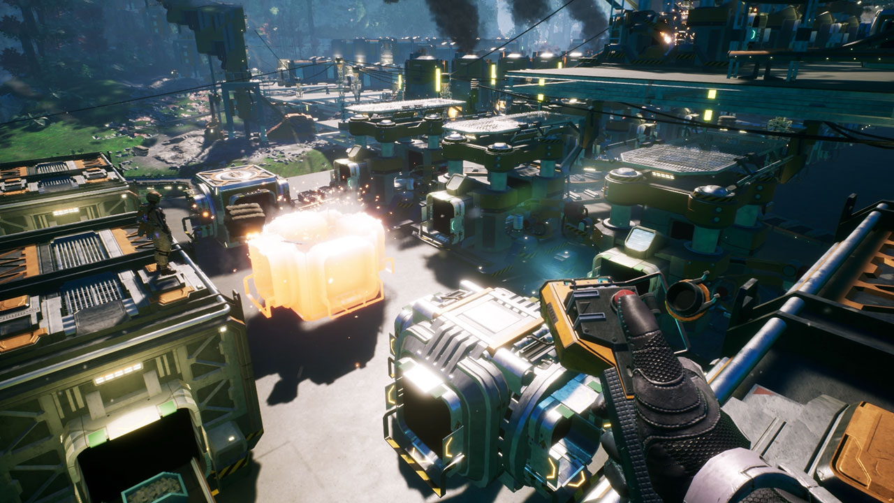 Satisfactory early access preview | Rock Paper Shotgun