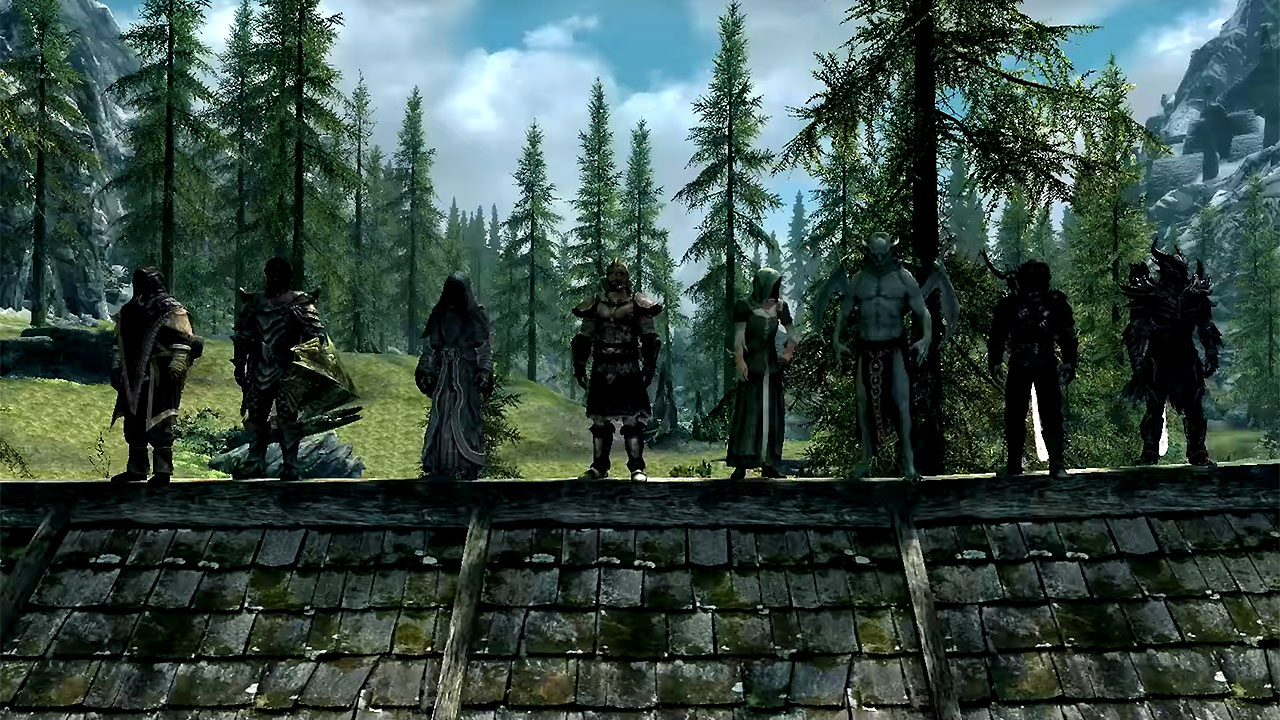 May 13 Skyrim Together is still in development despite