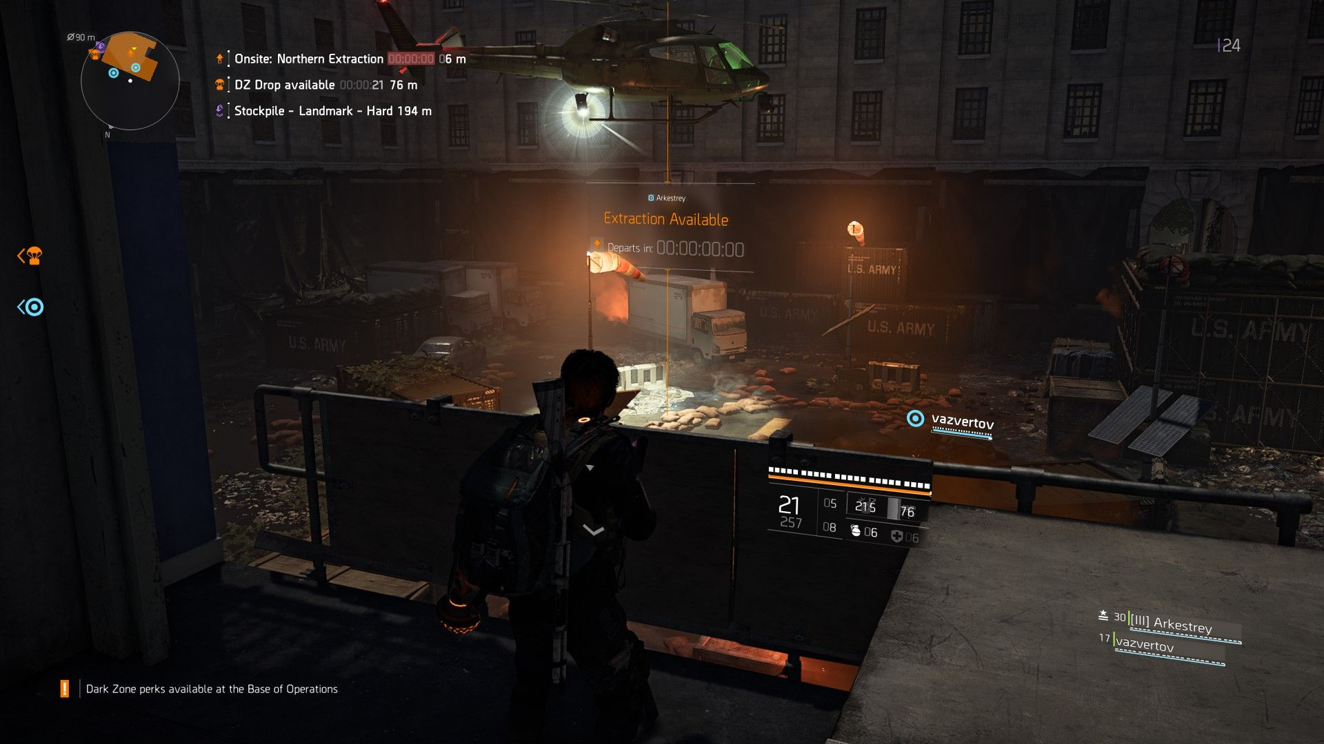 The Division 2 delays Operation Dark Hours for PTS tuning   Rock