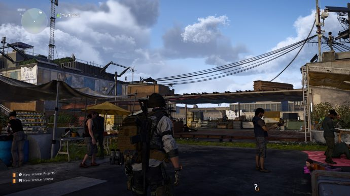 The Theatre Safehouse in The Division 2