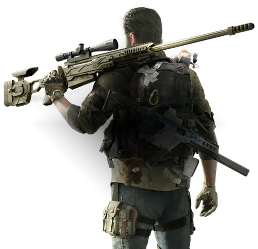 Sharpshooter specialisation in The Division 2