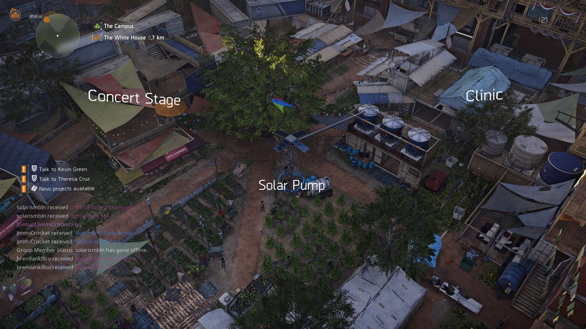 Tom Clancy's The Division 2 review (PC)   Rock Paper Shotgun