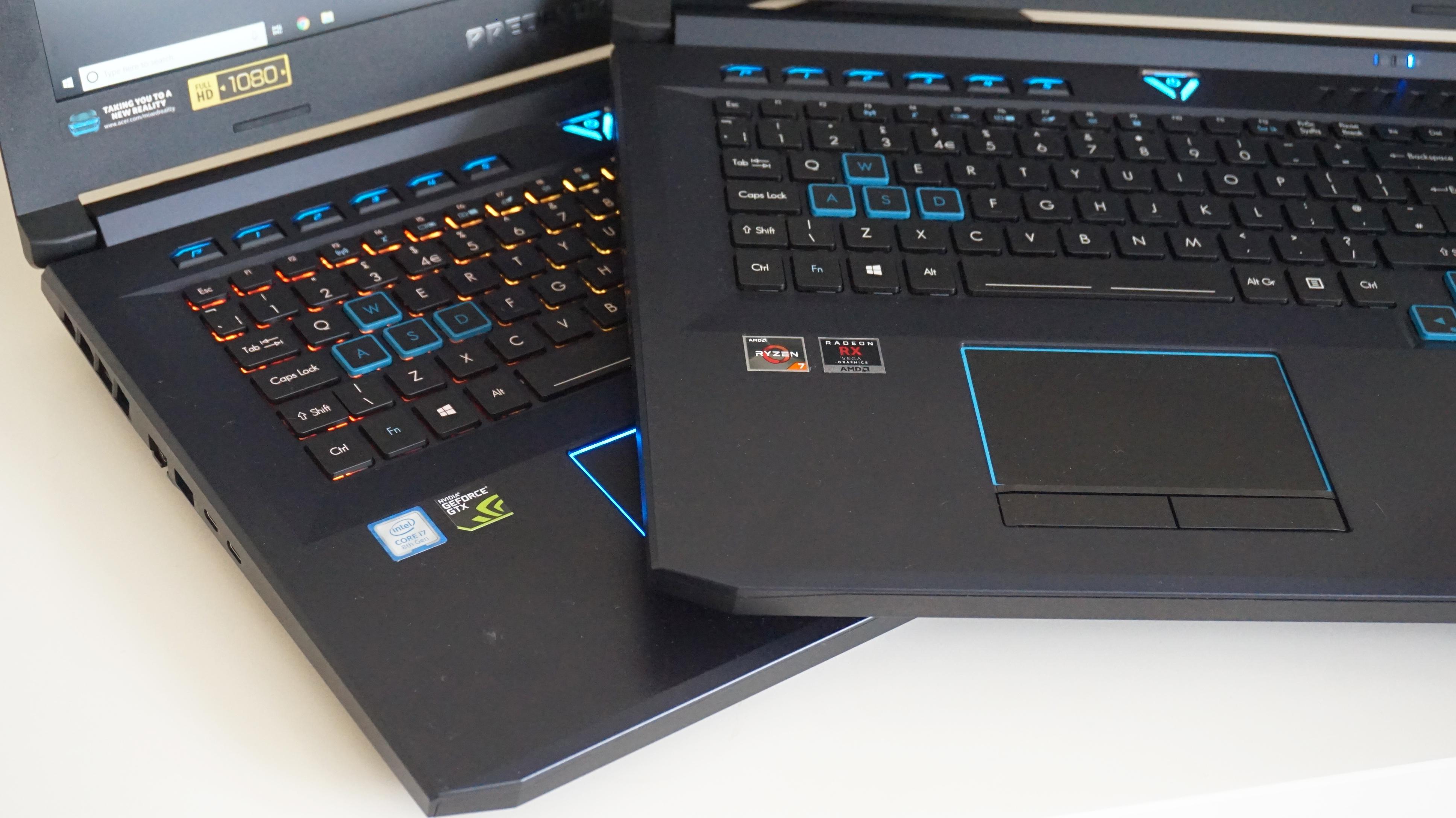 Acer Predator Helios 500 review: GTX 1070 vs Vega 56   Rock