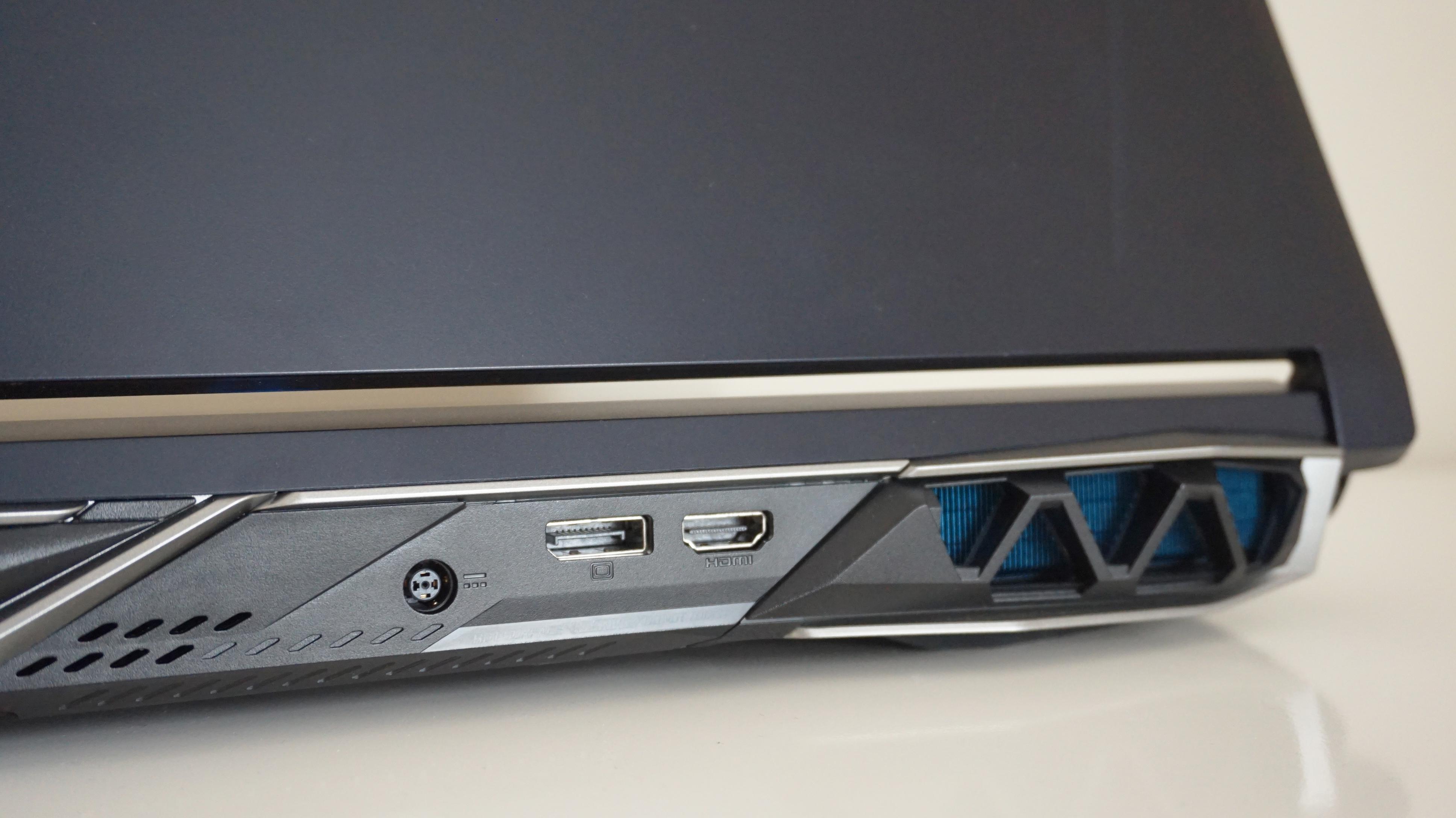 Acer Predator Helios 500 review: GTX 1070 vs Vega 56 | Rock