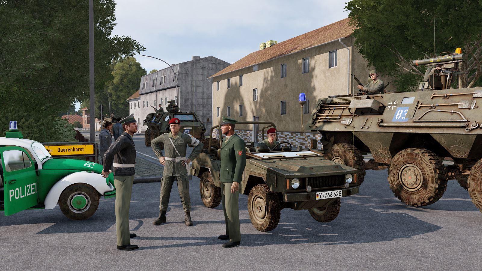 Arma 3 blurs the lines between mod and DLC next week | Rock Paper