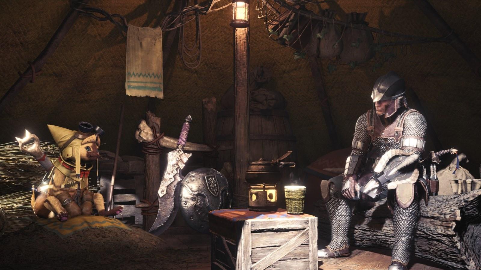Monster Hunter: World adds free high resolution textures