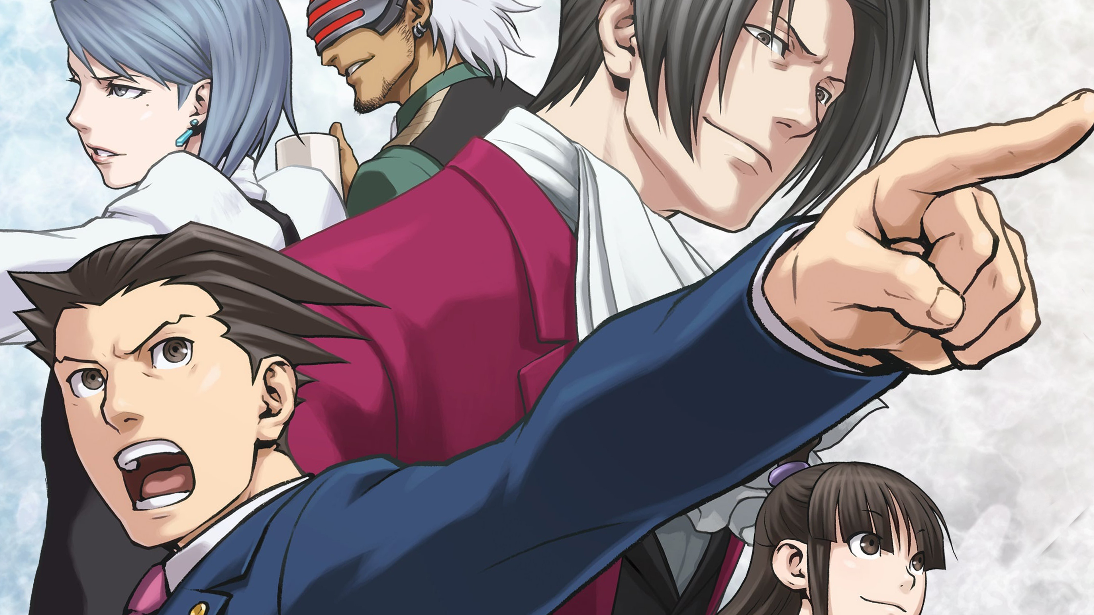Phoenix Wright Ace Attorney Trilogy Pc Review Rock Paper Shotgun