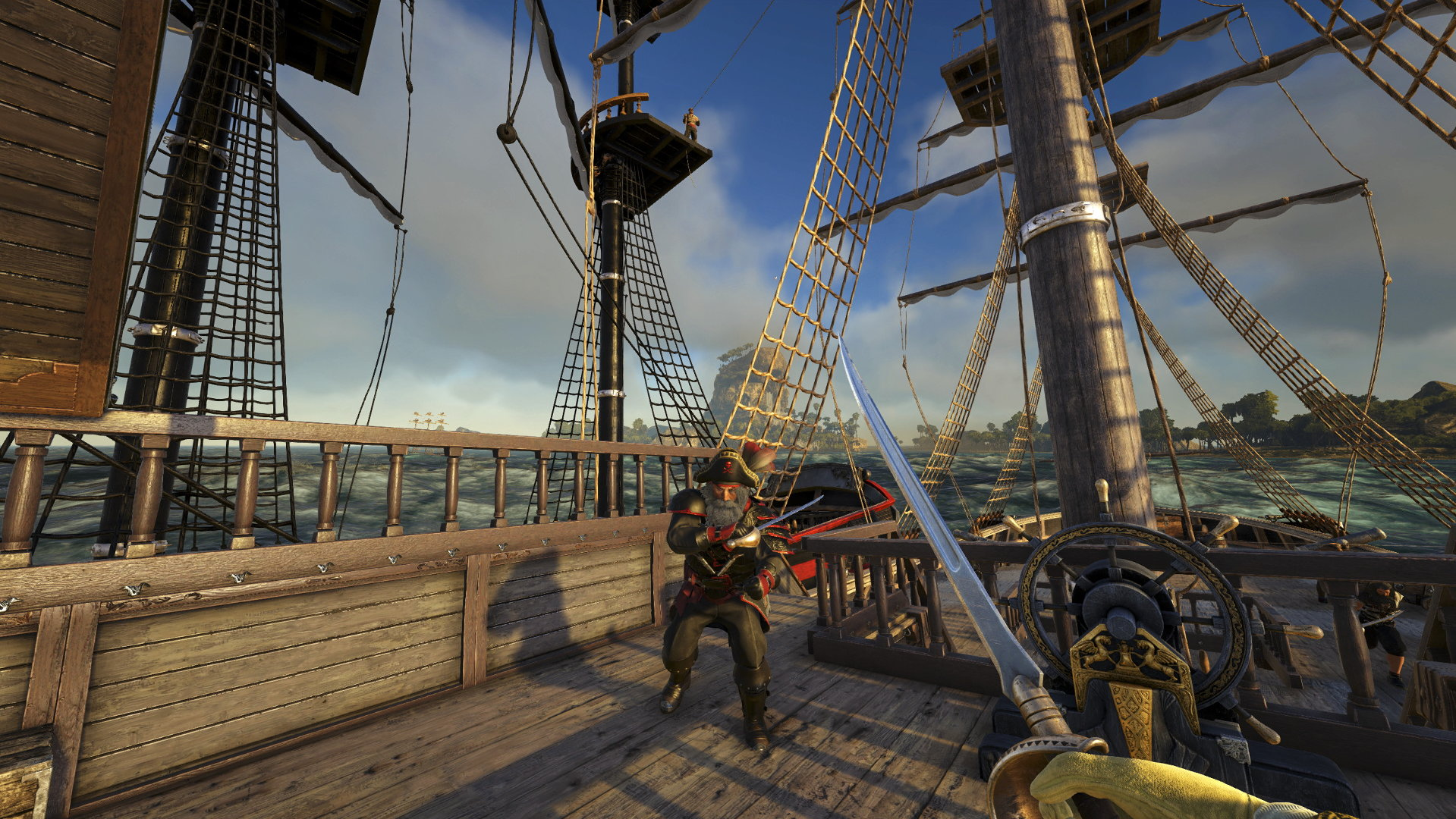 Apr 11 Atlas 'Mega Update' includes a new cooperative mode