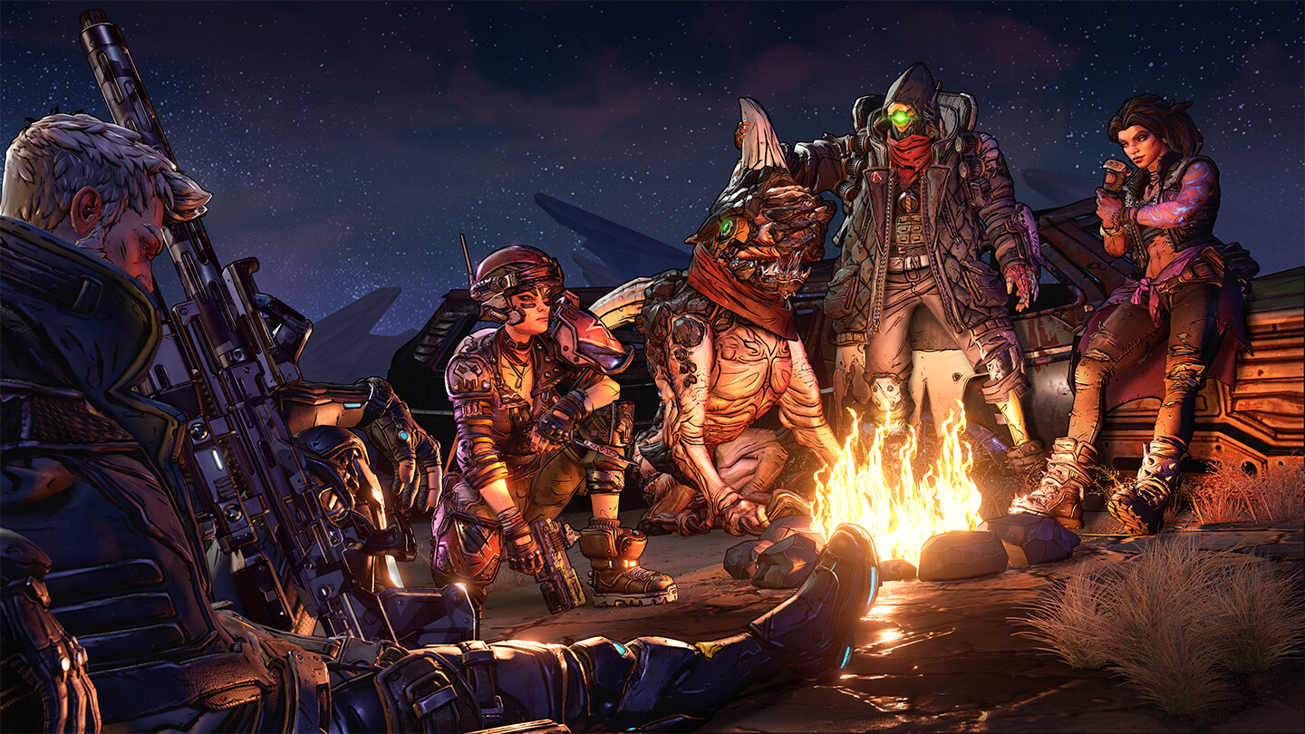 Borderlands 3 Preview From E3 2019