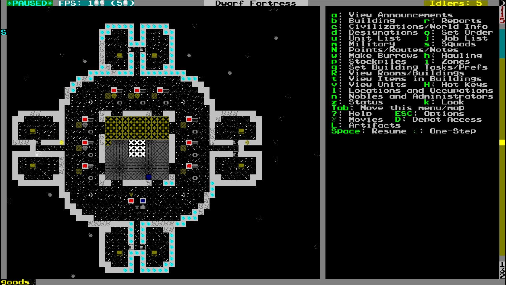 e6369138ba540 Dwarf Fortress Diary 8  The War Mayor