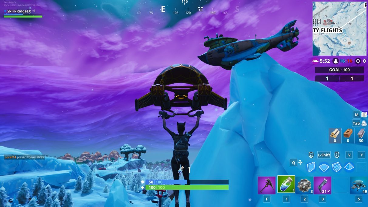 Fortnite Highest Elevation Locations Where To Find Highest