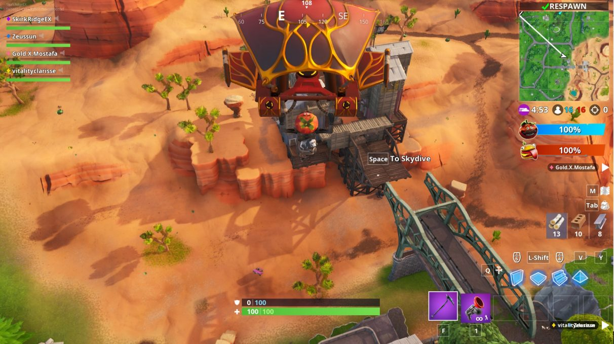 All Puzzle Pieces In Fortnite Fortnite Free Quests