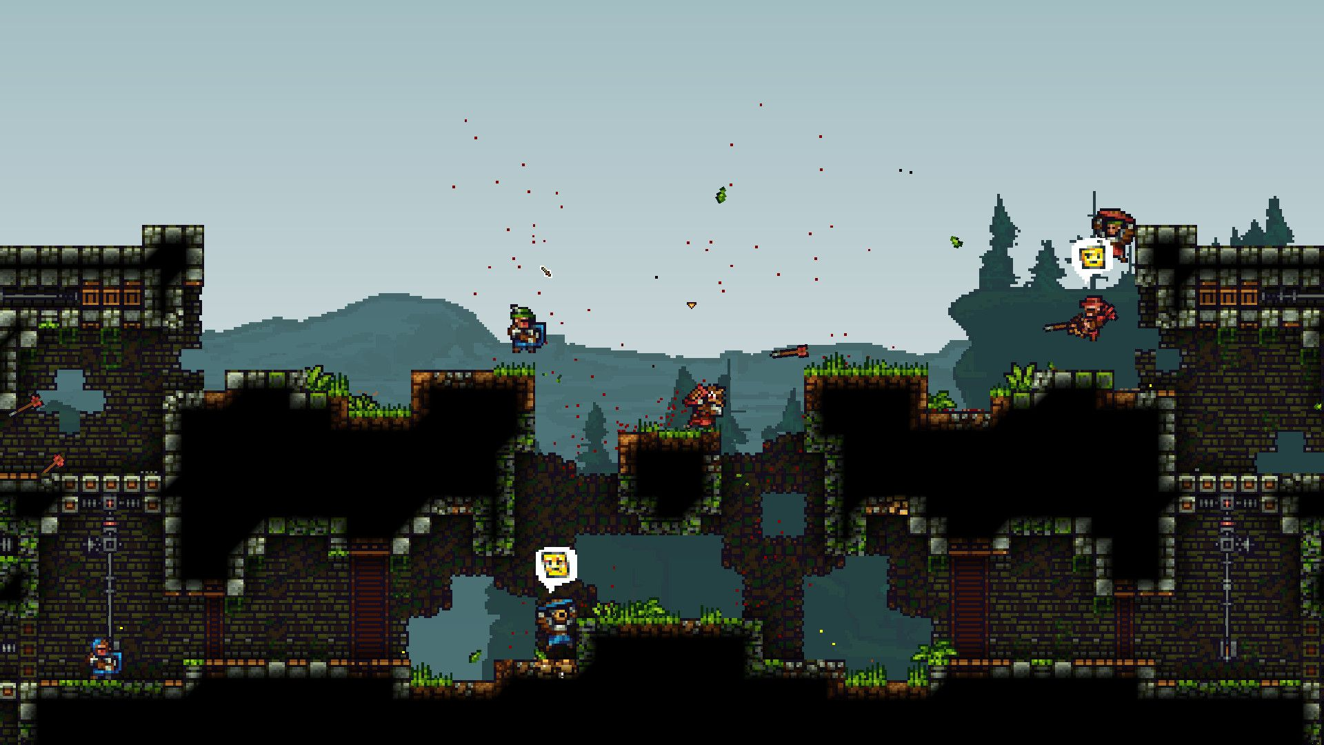Silly Siege Warfare Of King Arthur S Gold Is Going Free To Play Rock Paper Shotgun