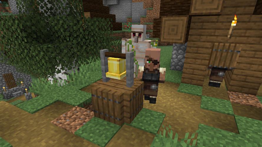 Licensed to illage: Minecraft launches Village & PiIllage update