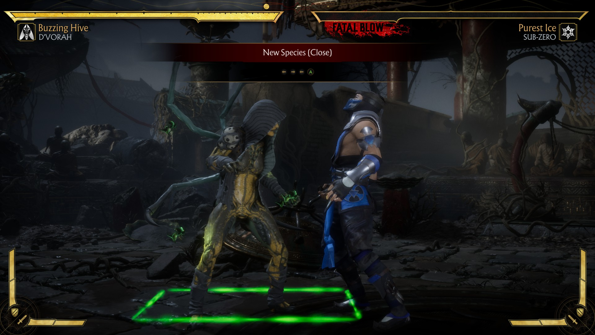 Mortal Kombat 11 Fatalities All The Fatality Codes Rock Paper