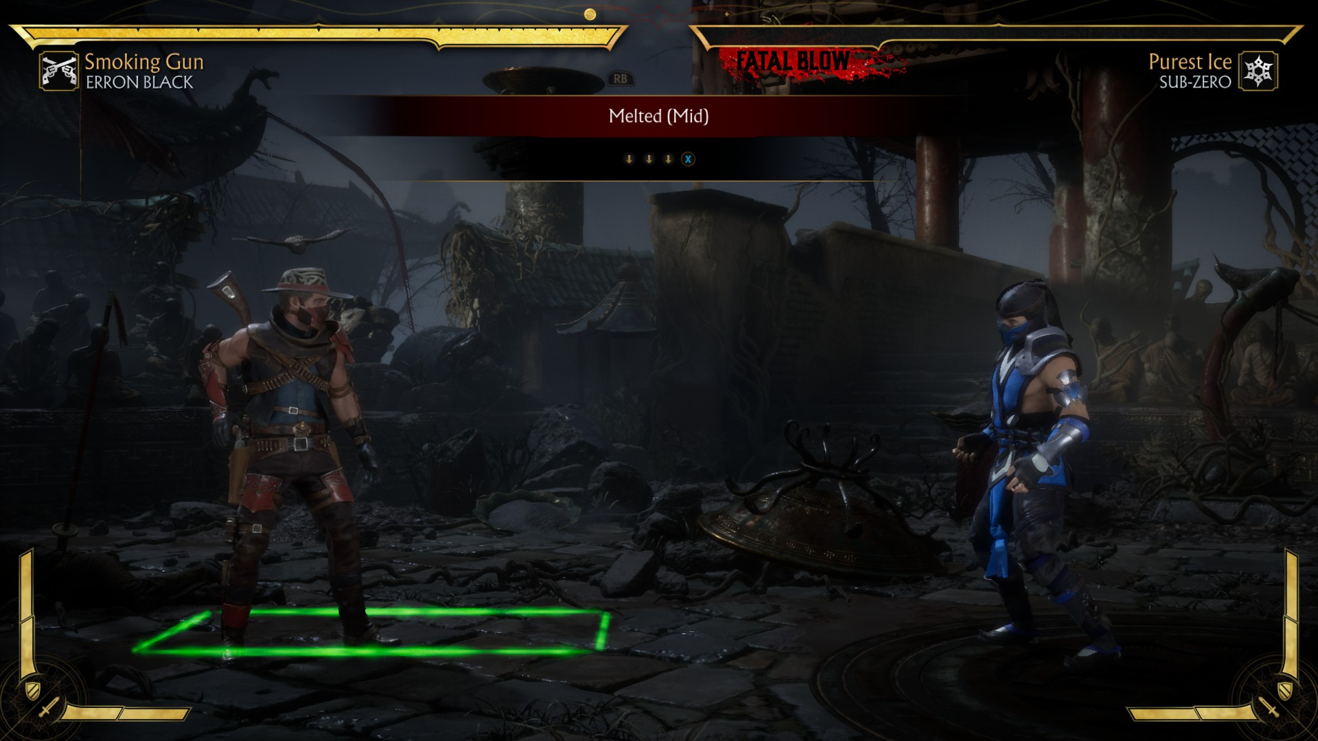Mortal Kombat 11 fatalities – all the fatality codes | Rock