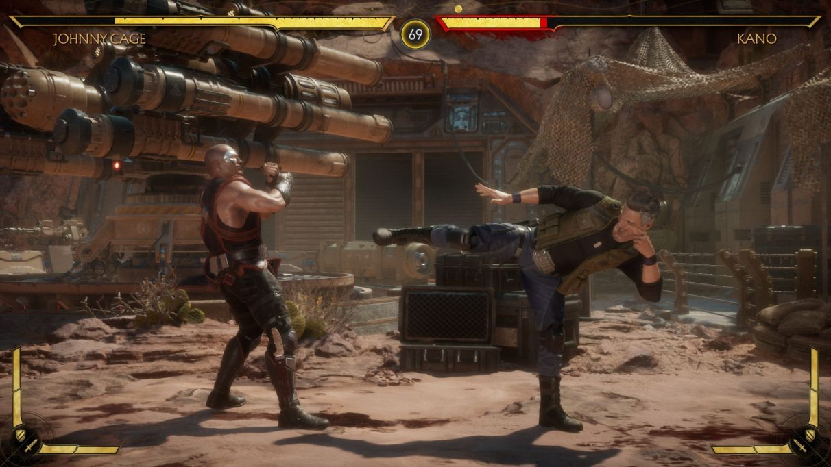 Mortal Kombat 11 characters – best AI fighters, all the tournament