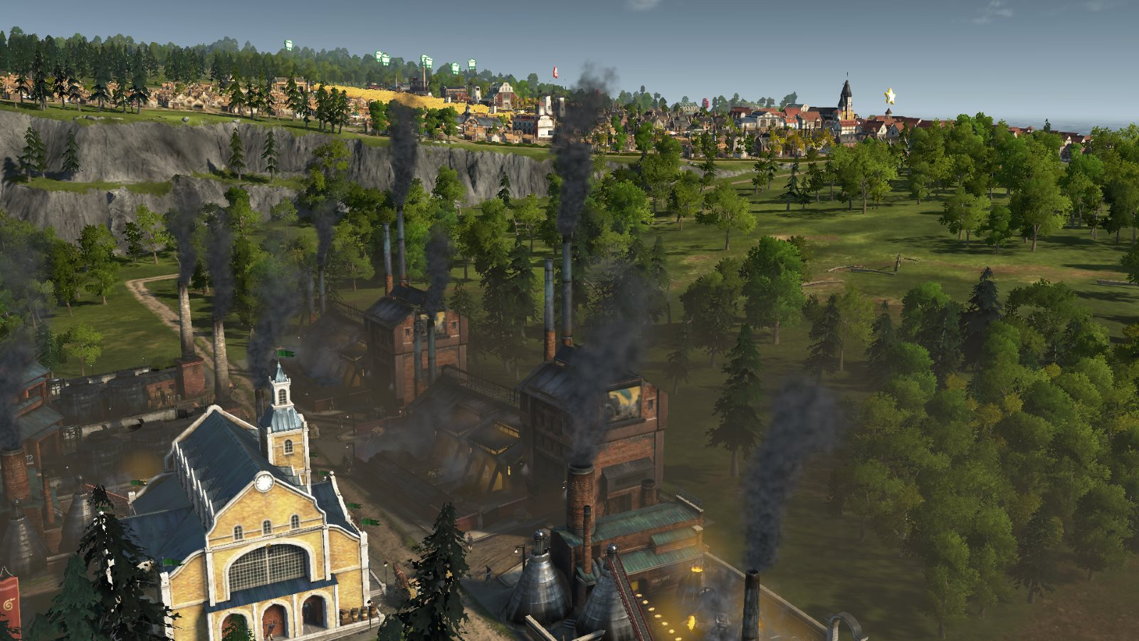 Anno 1404 Efficient Building Layouts.Anno 1800 Review Rock Paper Shotgun