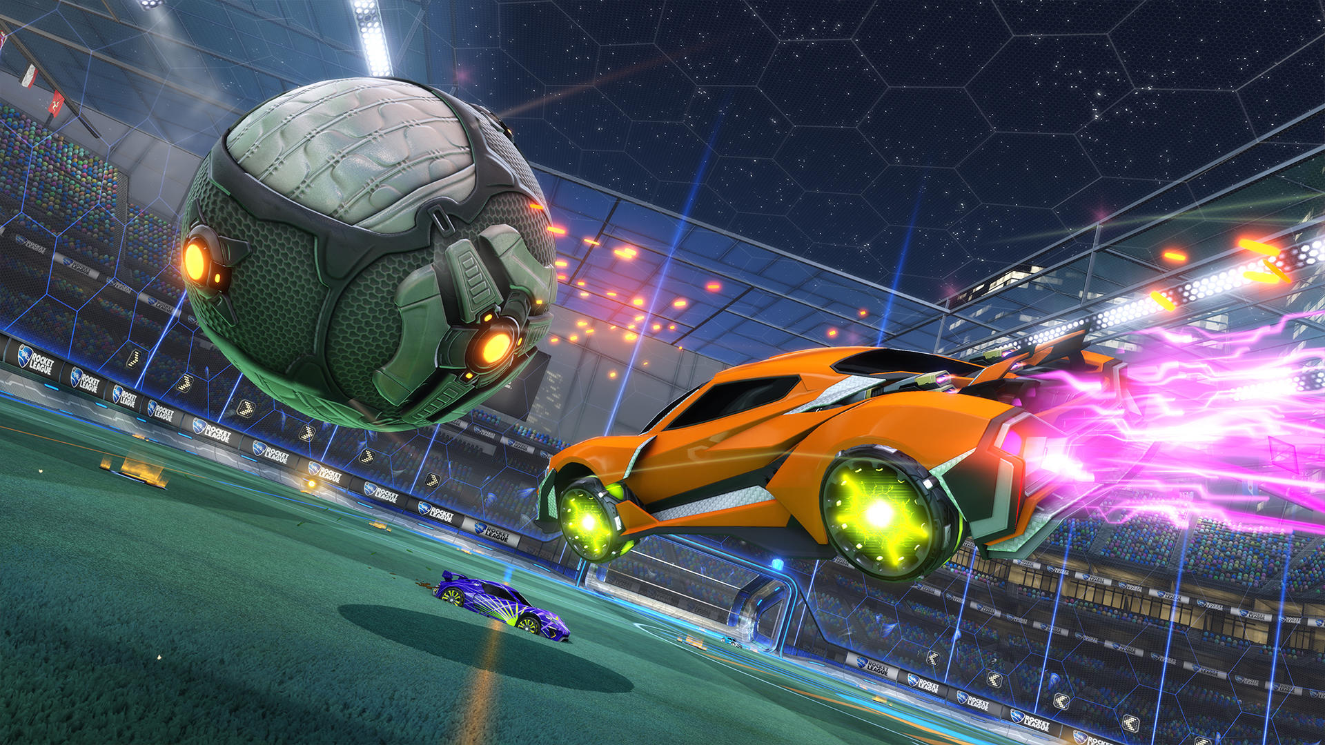 Rocket League is now free-to-play | Rock Paper Shotgun