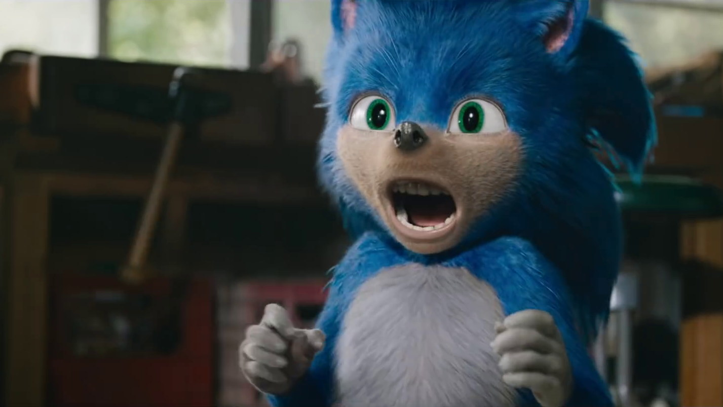 Sonic The Hedgehog Makes His Second Debut In Ridiculously Fun Trailer