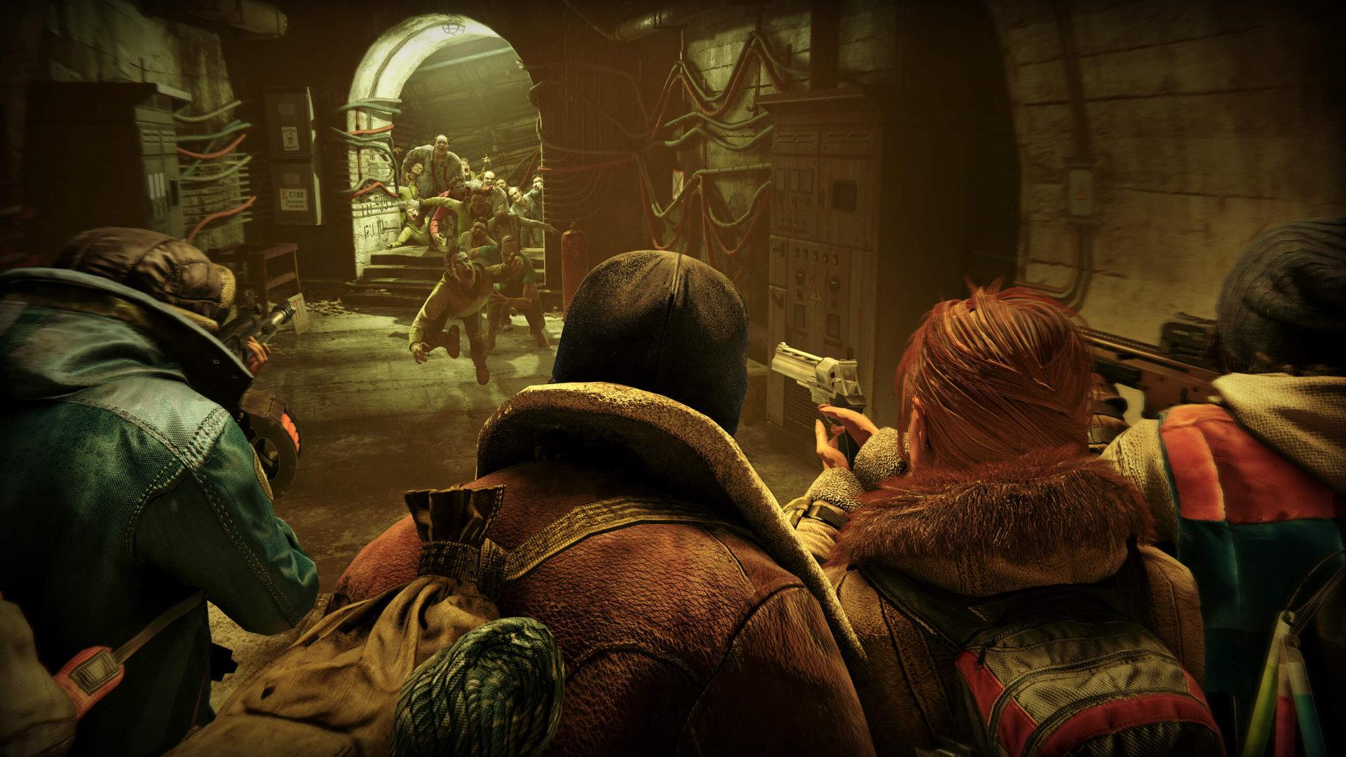 World War Z game released | Rock Paper Shotgun