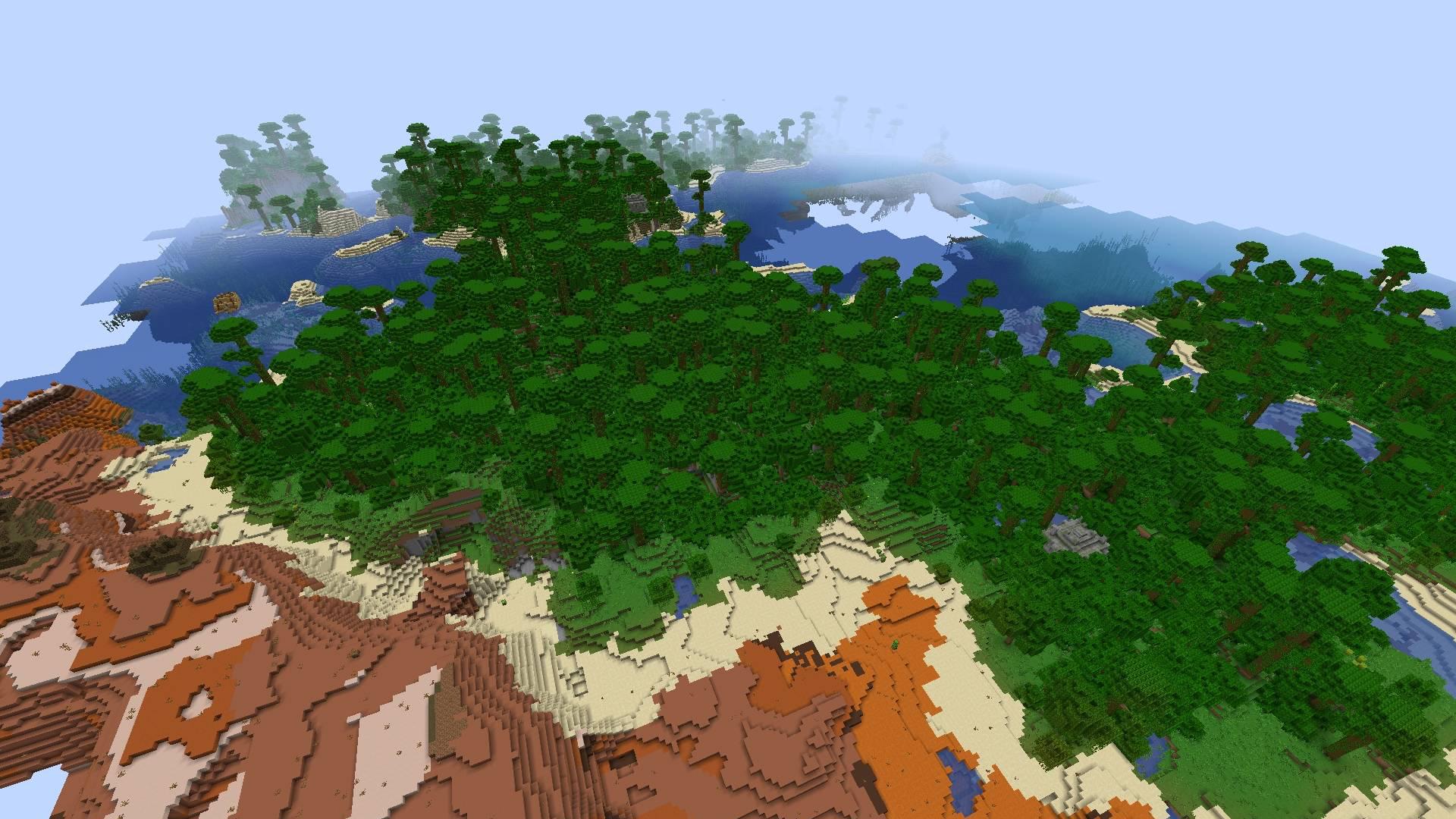 Minecraft seeds 1 14 – the best Minecraft 1 14 seeds we've