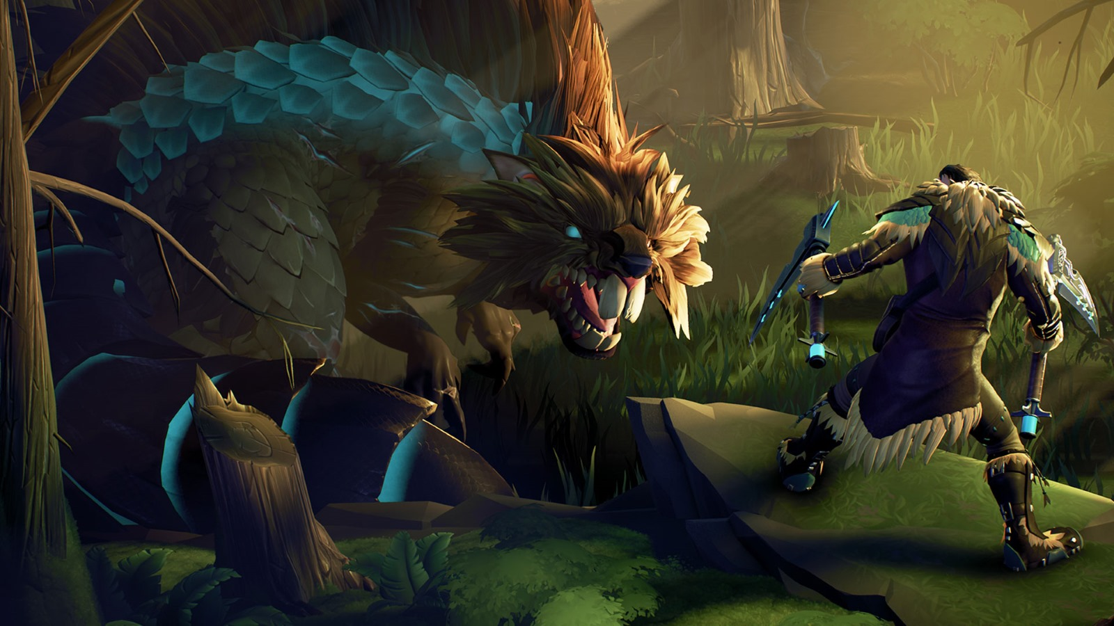 Dauntless launches on the Epic Games Store, cross-platform