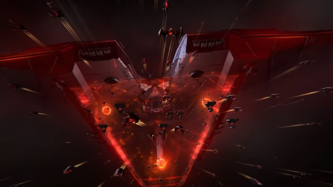 Eve Online's Triglavian's are invading in the new expansion