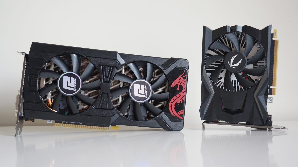 Nvidia GTX 1650 vs RX 570: Clash of the best budget graphics cards