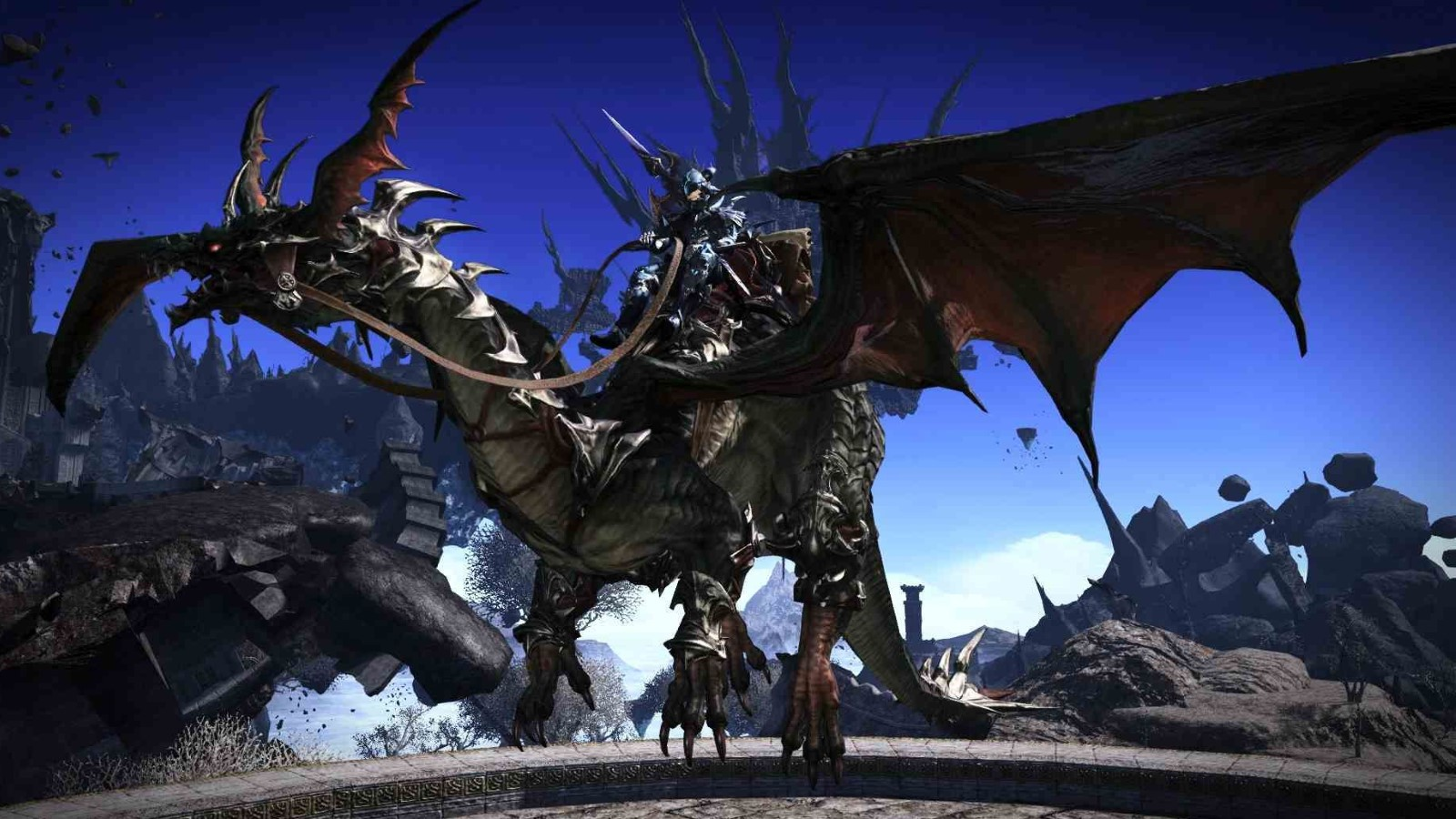 Final Fantasy XIV expansion Heavensward is free until June | Rock