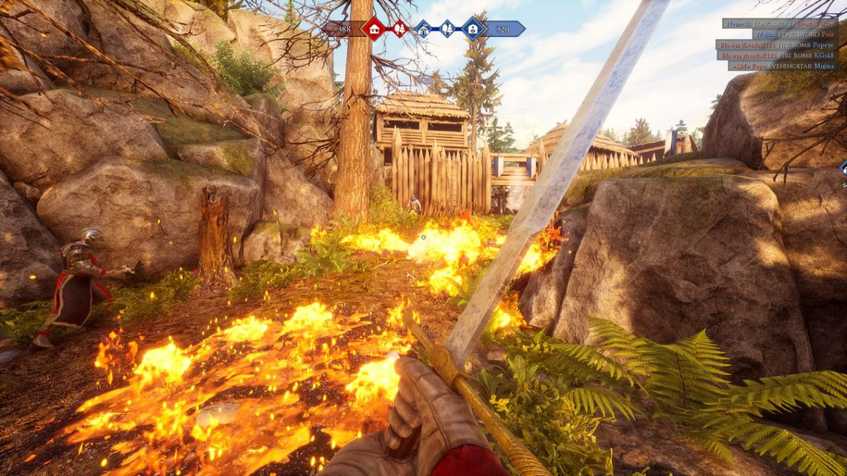 Mordhau weapons information – full weapon stats, the best way to use
